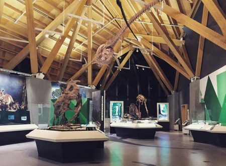 Nasce in Canada il Philip J.Currie Dinosaur Museum
