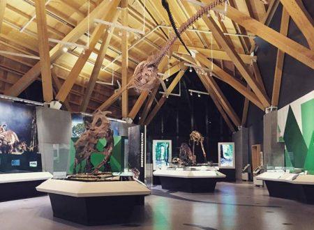 Nasce in Canada il Philip J.Currie Dinosaur Museum