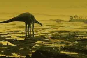 Scozia. Centinaia di impronte di Sauropodi scoperte nell' Isola di Skye
