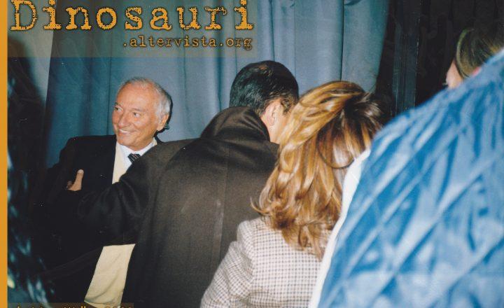 Il pianeta dei Dinosauri. Piero Angela e la divulgazione della paleontologia.